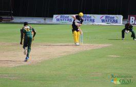 2018 Super50 Cricket Festival – Hampshire vs Windward Islands Volcanoes