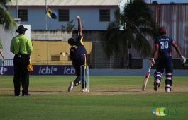 2018 Super50 Cricket Festival – CCC Marooners vs Hampshire