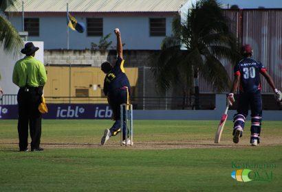 2018 Super50 Cricket Festival – CCC Marooners vs Hampshire